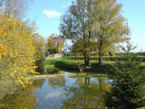 Mare au Village à Puiseux-en-France nouvel écoquartier